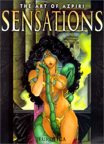 Sensations: The Art of Azpiri