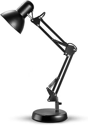 Schreibtischlampe Arbeitsplatzleuchte Gelenkarm Bürolampe 2 Farben F93