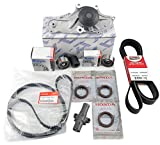 TIMING BELT KIT | Water Pump T-belt Kit | Camshaft Crankshaft Seal | (As in photo) GENUINE...