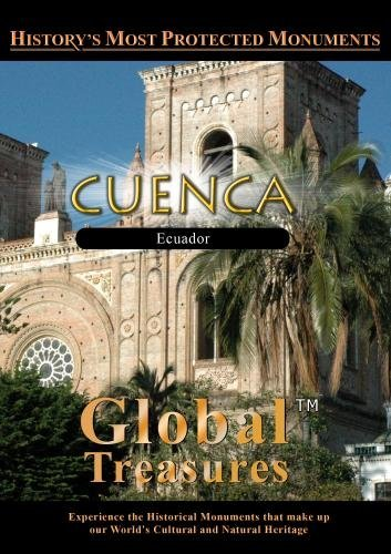Global Treasures Cuenca Ecuador [DVD] [2012] [NTSC] by Frank Ullman