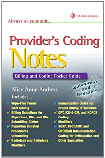 Best provider's coding notes Reviews