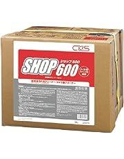 シーバイエス(C×S) 鉱物油&タイヤ痕用クリーナー ショップ600 18L