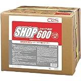 シーバイエス 鉱物油&タイヤ痕用クリーナー ショップ600 18L