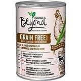 Purina Beyond Húmedo Perro Grain Free Botes de Patata con Pollo y faisanes, 12 latas de 400 g Cada una (12 x 400 g)