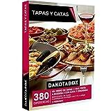 DAKOTABOX - Caja Regalo - TAPAS Y CATAS - 380 experiencias en restaurantes de tapas o prestigiosas bodegas con D.O.