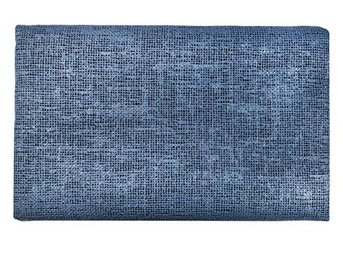 Primaflor - Ideen in Textil Vorzeltteppich Aerotex Zeltteppich Campingteppich Zeltboden - Blau, 2,50m x 4,00m Weichschaum-Beschichtetes Jutefasergewebe Outdoor Teppich Bodenbelag
