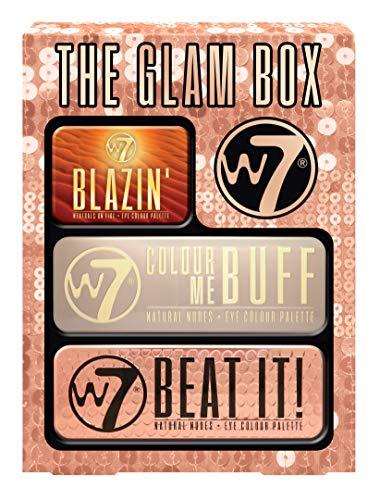 W7 The Glam Box Geschenkset, 3-teilig