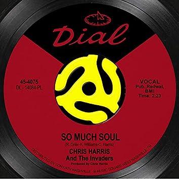 So Much Soul