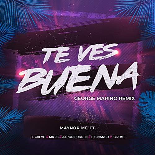 George Marino & Maynor MC feat. El Chevo, Mr Jc, Big Nango, Aaron Bodden & Syrome