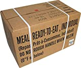 Western Frontier 2021 and up Inspection Date, 2018 Pack Date, Meals Ready-to-Eat Genuine US Military Surplus with...