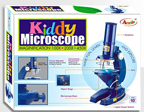 Annie Kiddy Microscope Multi Color