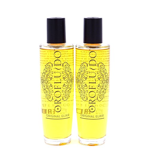 Revlon Orofluido 100 ml Beauty Elixir 2 Piece Set by Revlon.