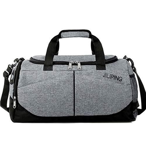 TENGCHUANGSM Bonitos hombres bolsa de viaje impermeable masculino bolsas de moda bolso de lona para hombre grande equipaje bolsa de negocios gimnasio yoga bolsas