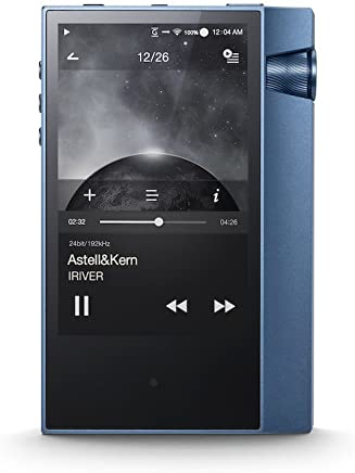 Astell&Kern AK70 MKII Portable High Resolution Audio Player, Cadet Blue