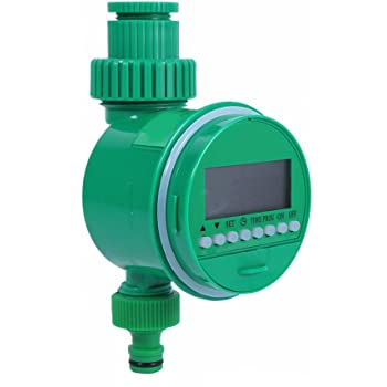 Automatic Water Tap Timer Garden Drip Digital Irrigation System LCD