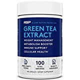 RSP Green Tea Extract with EGCG, Weight Loss Supplement for Men and...