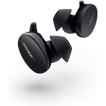 Bose Sport Earbuds - Wireless Earphones - Bluetooth In Ear Headphones for Workouts and Running, Triple Black