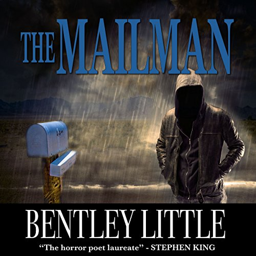 The Mailman audiobook cover art