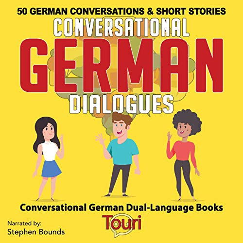 Conversational German Dialogues cover art