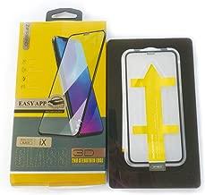 Coolth Style iPhone X/iPhone XS ガラスフィルム アイホン 液晶保護フィルム 全面保護 強化ガラス【貼り付け神器付き】 貼付け簡単 硬度9H 気泡ゼロ 貼付け簡単 指紋防止