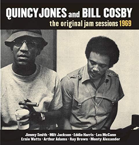 Quincy Jones & Bill Cosby