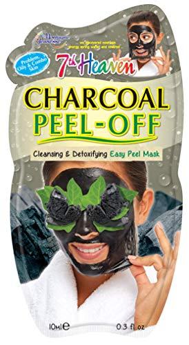 Charcoal Peel-Off Mask - Mascarilla Peel-Off Carbón Montagne Jeunesse
