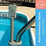 Best Pool Alarms - PoolEye Immersion Battery Powered Alarm for Inground 18 Review
