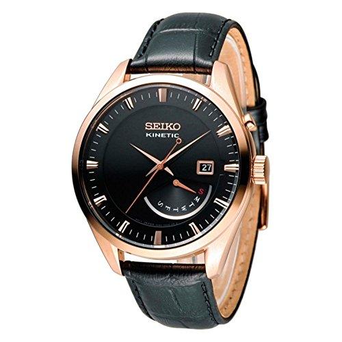 SRN078P1 Seiko Kinetic De los Hombres Reloj Seiko