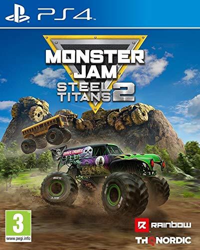 Monster Jam Steel Titans 2 - Ps4