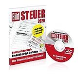 BILD Steuer 2020, Geld-zurück-Software für die Steuererklärung 2019, einfache Steuersoftware, CD für Windows 10 & 8 in frustfreier Verpackung