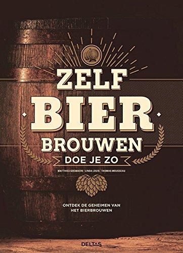 Zelf bier brouwen doe je zo: ontdek de geheimen van het bierbrouwen