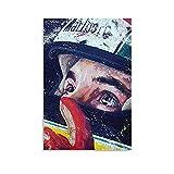xiangshui Ayrton Senna Poster, dekoratives Gemälde,