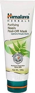 Himalaya Purifying Neem Peel Off Mask, 100g - Pack of 2