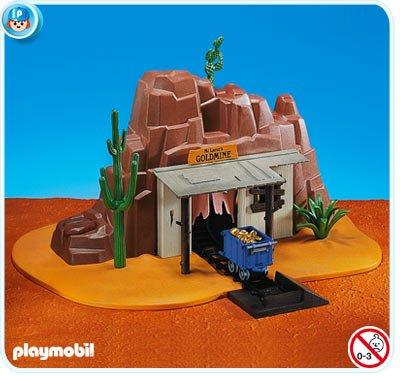 7857 - PLAYMOBIL - Goldmine