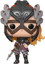 Funko POP! Games: Horizon Zero Dawn Aloy in Shadow Stalwart Armor (Includes Compatible Pop Box Protector Case)