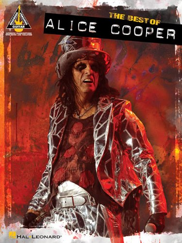 The best of alice cooper guitare (Guitar Recorded Versions)