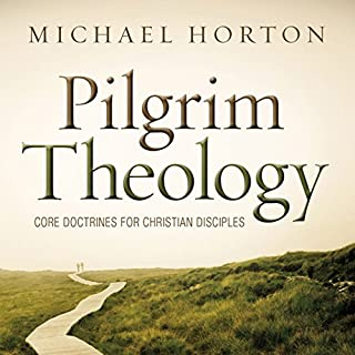 Pilgrim Theology     Core Doctrines for Christian Disciples              By:                                                                                                                                 Michael Horton                               Narrated by:                                                                                                                                 Vicas Adam                      Length: 20 hrs and 57 mins     7 ratings     Overall 5.0
