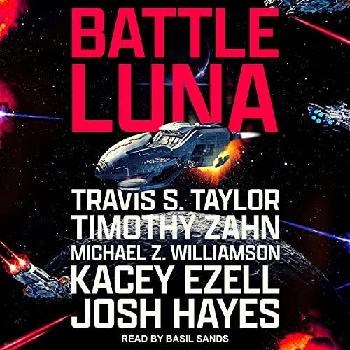 Couverture de Battle Luna
