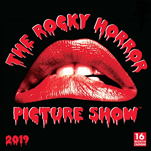 2019 the Rocky Horror Picture Show 16-Month Wall Calendar