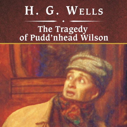 The Tragedy of Pudd'nhead Wilson audiobook cover art