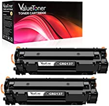 Valuetoner Compatible Toner Cartridge Replacement for Canon 137 CRG137 9435B001AA for ImageClass MF236n D570 MF247dw LBP151dw MF227dw MF229dw MF216n MF232W MF212w MF217w MF244dw MF249dw (2 Black)