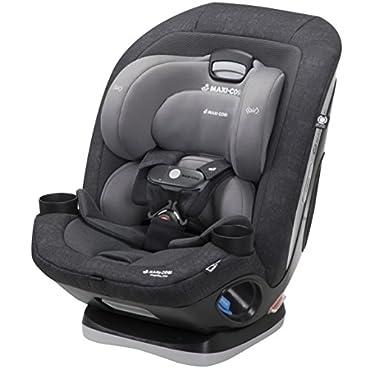 Maxi-Cosi Magellan Max 5 in 1 Convertible Car Seat CC209ETK, Nomad Black