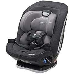 10 YEARS OF ADVENTURE, 1 CAR SEAT: The Magellan Max 5-in-1 convertible car seat grows with your child and provides a perfect fit from birth to 10 years (5-120 lbs.) KEEP SAFETY WHERE YOU NEED IT: Adjustable torso side impact protection with 14-positi...