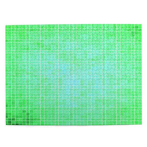 rompecabezas 500 piezas para adultos 20.5*15 pulgadas de madera abstracta Vector Cuadrado Pixel Mosaico Fondo Puzzle Para Niños Niñas Mayores Regalos