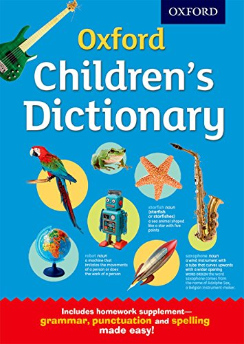 Oxford Children\'s Dictionary