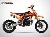 Moto Dirt Bike 125 - Pit Bike PROBIKE 125-14/12 - Orange - 2020