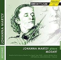 Mozart: Johanna Martzy Plays
