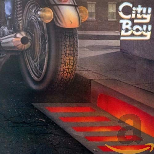 City Boy: Day the Earth Caught Fire (Audio CD)