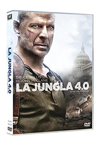 La Jungla 4.0 [DVD]