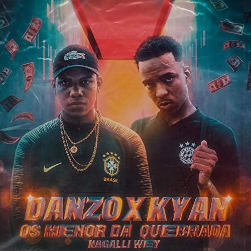 Danzo, Kyan & Nagalli